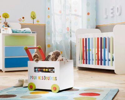 Une d co chambre b b tendance petit prix - Chambre de bebe complete a petit prix ...