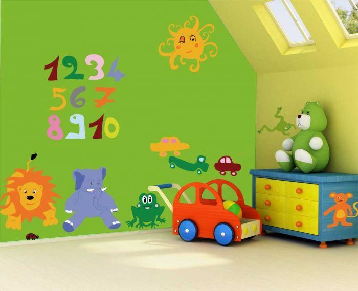 D corez et relookez la chambre de votre enfant for Chambre d enfant deco